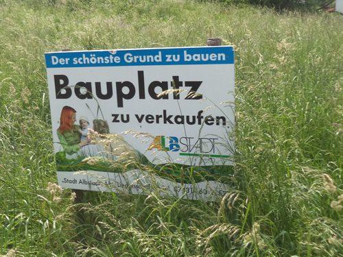 IfSR Wohnbauflächenmanagement Albstadt