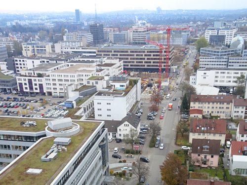IfSR SynergiePark Stuttgart