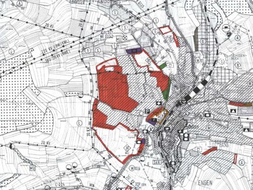 IfSR Flächennutzungsplan Engen im Hegau