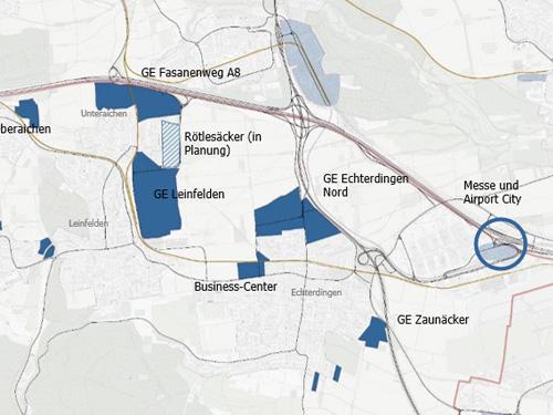 IfSR Studie zur Gewerbeflächenentwicklung in Leinfelden-Echterdingen